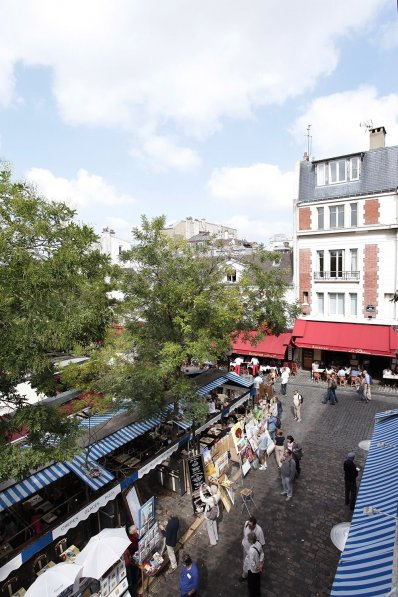 Apartment in France, Clignancourt