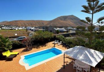 2 bedroom Villa for rent in Yaiza