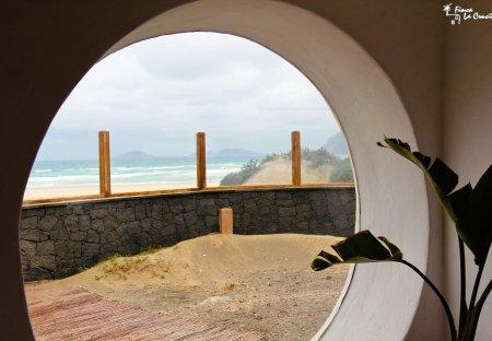 House in Famara, Lanzarote
