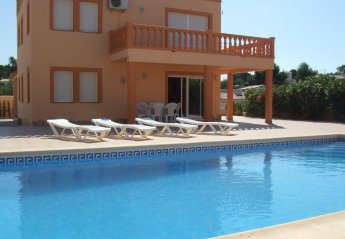 5 bedroom Apartment for rent in Calpe
