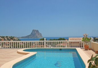 7 bedroom Apartment for rent in Calpe
