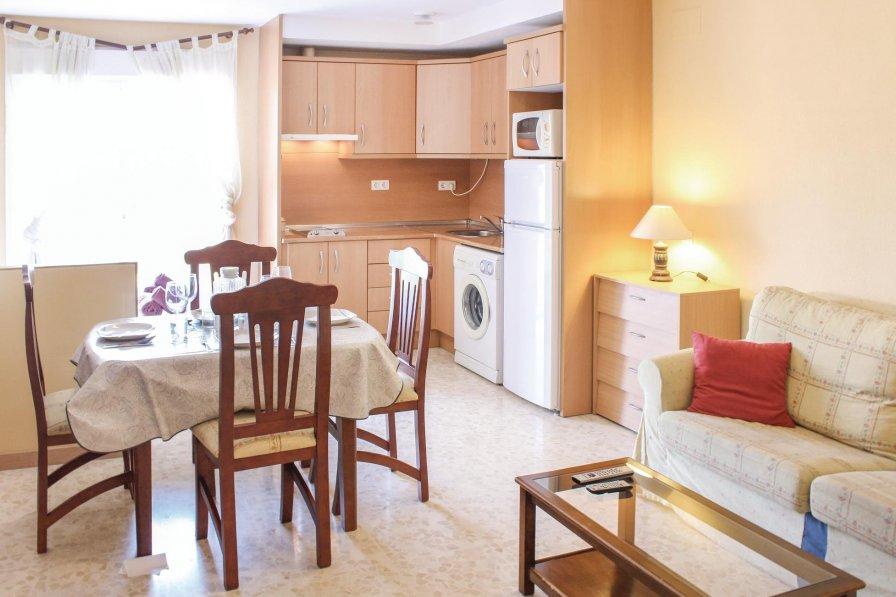 Studio apartment in Spain, Roquetas de Mar