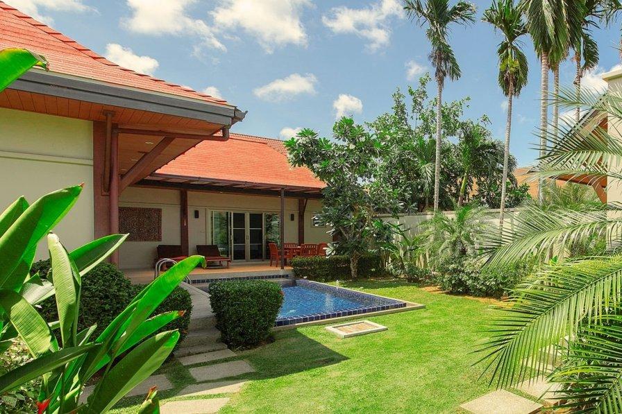 Villa To Rent In Rawai Phuket With Swimming Pool 224424