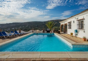 3 bedroom Villa for rent in Alcaucin
