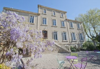 7 bedroom Chateau for rent in Narbonne