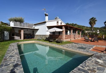 4 bedroom Villa for rent in Frigiliana