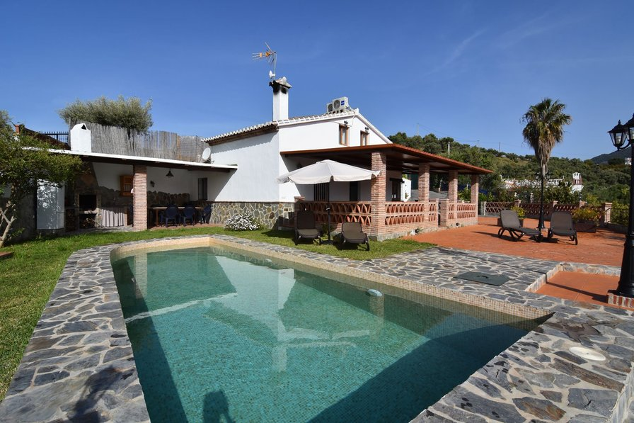 Villa in Spain, Frigiliana