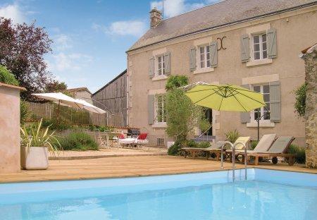 Villa in Marsais-Sainte-Radégonde, France