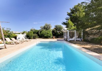 8 bedroom Villa for rent in Sant Josep de sa Talaia