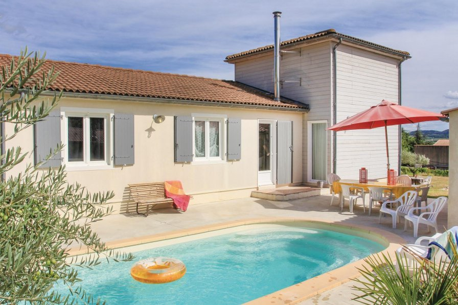 Villa in France, Laudun-l'Ardoise