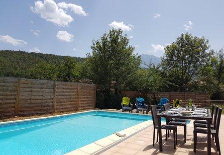 Villa in Fuilla, the South of France