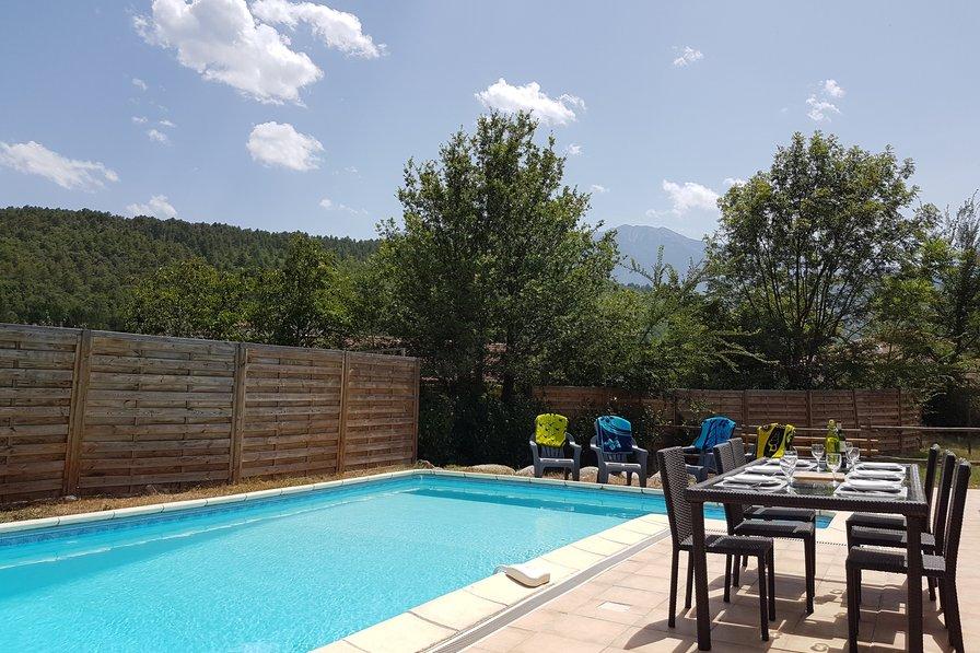 Villa in France, Fuilla