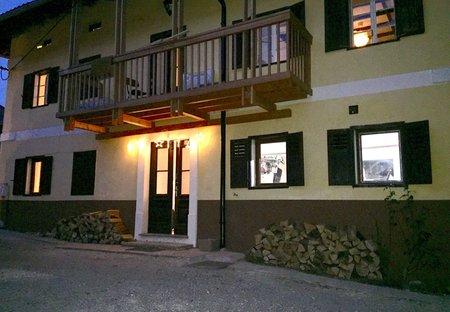 House in Volče, Slovenia