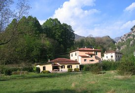 House in Italy, Bagni di Lucca