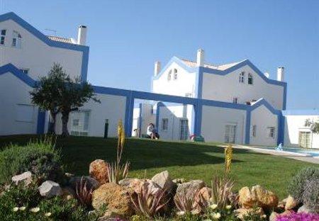 Villa in Santiago (Tavira), Algarve: Front of House
