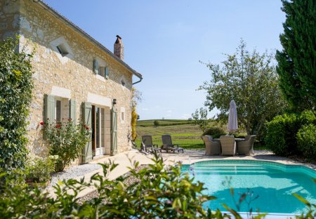 Villa in Saint-Julien-d'Eymet, France
