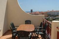 Apartment in Spain, Los Cristianos: The Lovely sunny terrace with sea views