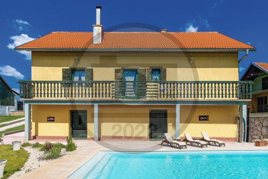 Villa in Croatia, Švica