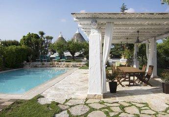 Villa in Italy, Cisternino