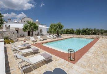 5 bedroom Villa for rent in Martina Franca