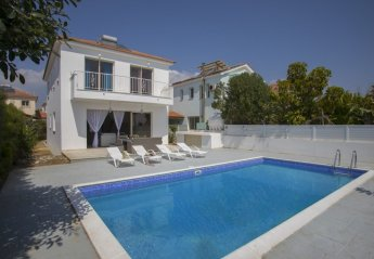 Villa in Cyprus, Mazotos