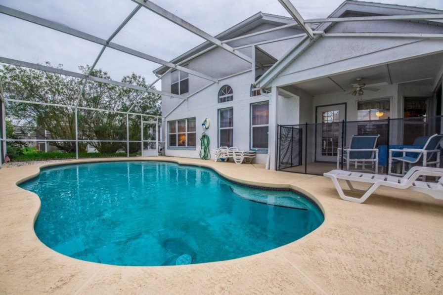 Rent Your Perfect Orlando Villa with Private Pool Highlands 3268E