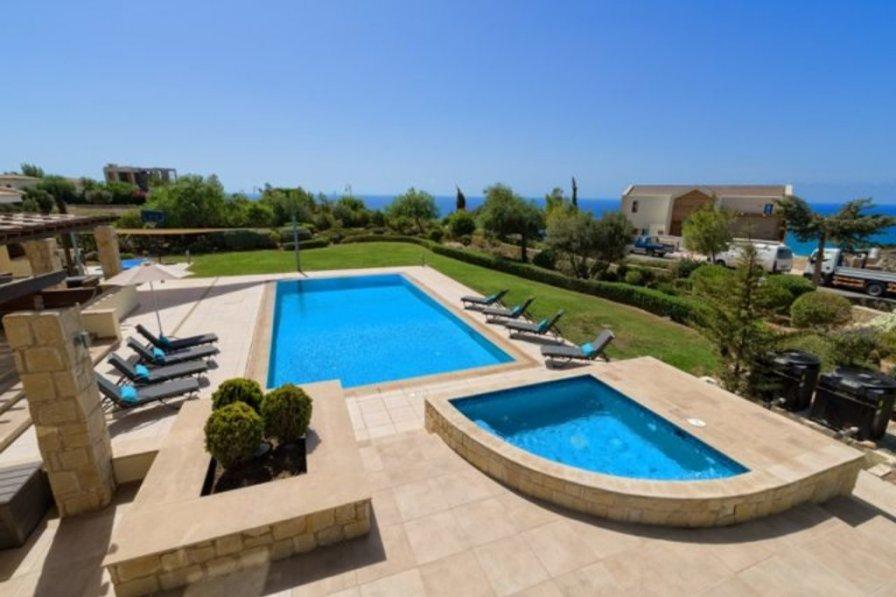 """At Last You can Rent this Premium Villa in Paphos″Villa Vouni"