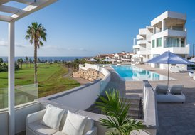 Penthouse Apartment in Amarilla Golf, Tenerife