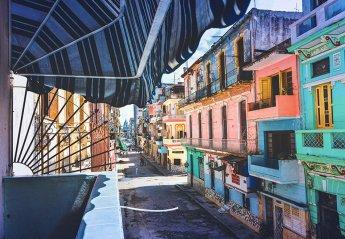 Apartment in Cuba, Havana