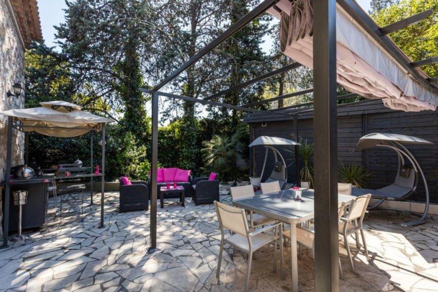 Villa in France, La Piscine
