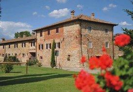 Tuscany 13th century villa & apart. Glicine (2+1)