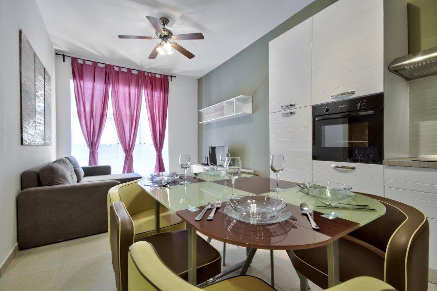Apartment in Malta, Gżira