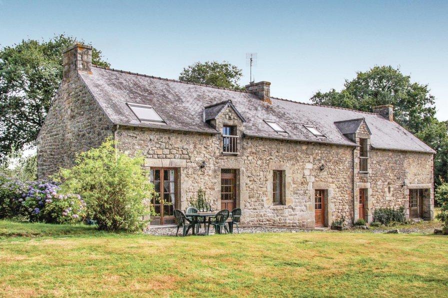 Villa in France, Plœuc-L'Hermitage