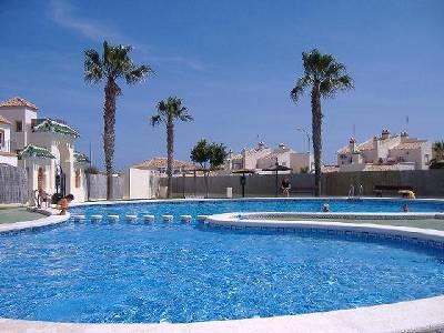 Apartment in Spain, Playa Flamenca: Swimming Pool