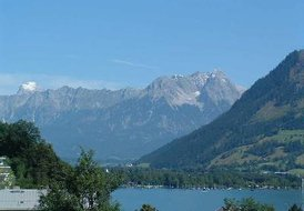 Bergstrasse 6.Flat 26, stunning lake views. Centre of Zell am See