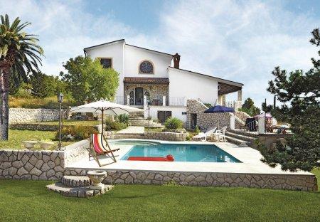 Villa in Jadranovo, Croatia