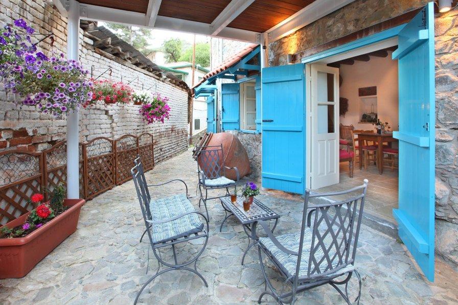 Cottage in Cyprus, Kalopanajotis