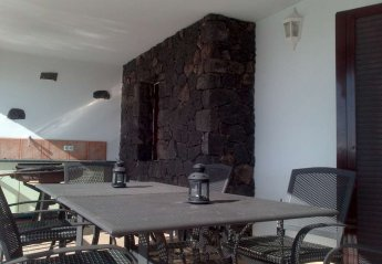6 bedroom Villa for rent in Playa Blanca