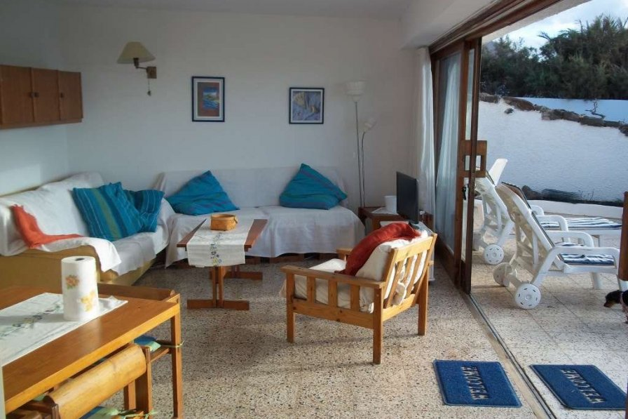 Cottage in Spain, Famara