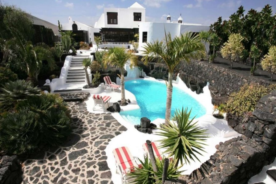 Villa in Spain, Tahíche
