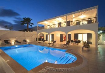5 bedroom Villa for rent in Puerto Calero