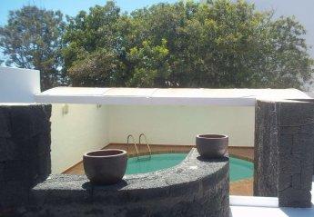 3 bedroom Villa for rent in Arrecife