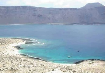1 bedroom Apartment for rent in La Graciosa