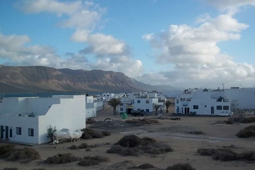 Apartment in Spain, La Graciosa