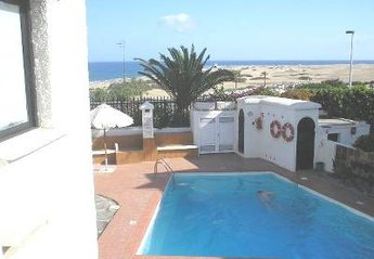 Apartment in Spain, Playa del Inglés: Stunning views of sea and dunes
