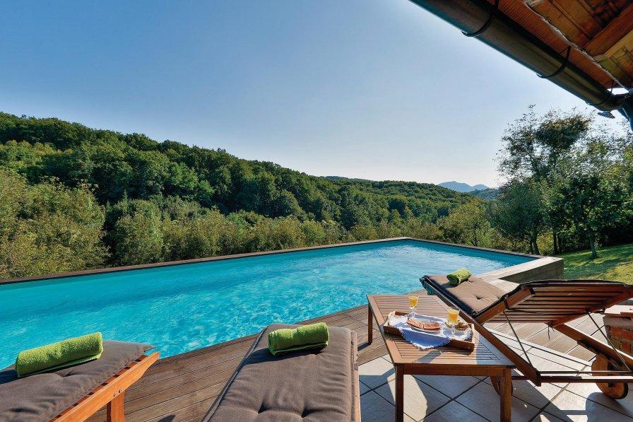 Villa in Croatia, Beretinec
