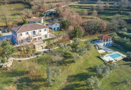 Villa in Merišće, Croatia