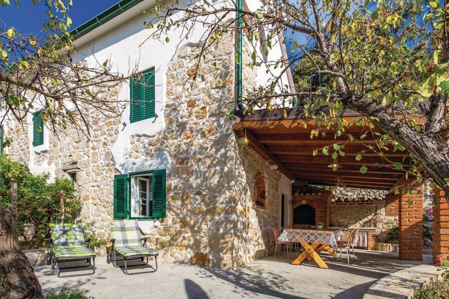Villa in Croatia, Supetarska Draga