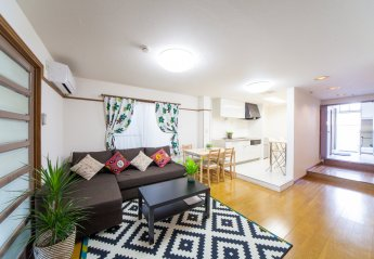 1 bedroom Apartment for rent in Osaka