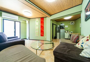 3 bedroom Apartment for rent in Osaka